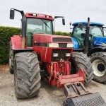 Tractor CASE International 7230 PRO, 4x4. Import iulie 2019